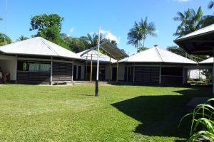De school in Botopasi